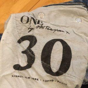 One Teaspoon Shorts - One Teaspoon Denim Sorts - Chargers